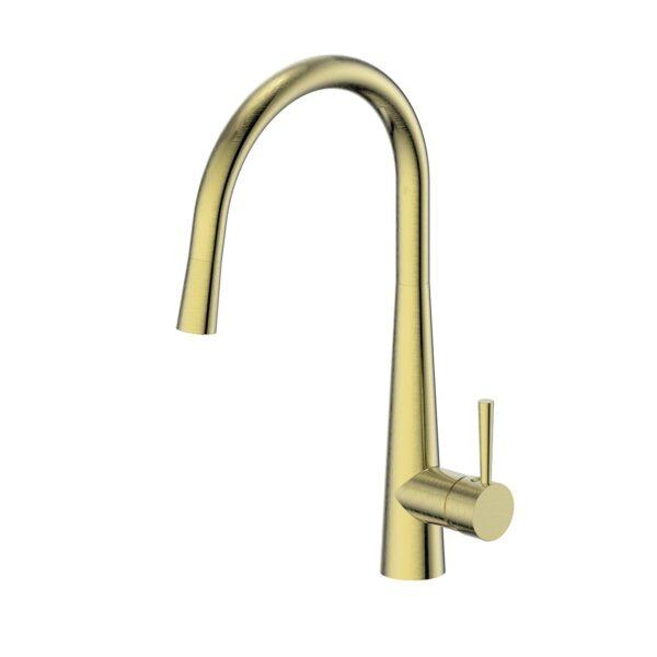 Galiano Brushed Brass Option