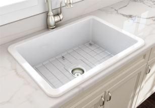Cuisine 48x68 Inset/Undermount Fine Fireclay Sink