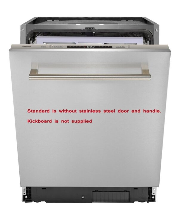 DiLusso DW360FI 600mm Fully Integrated Dishwasher