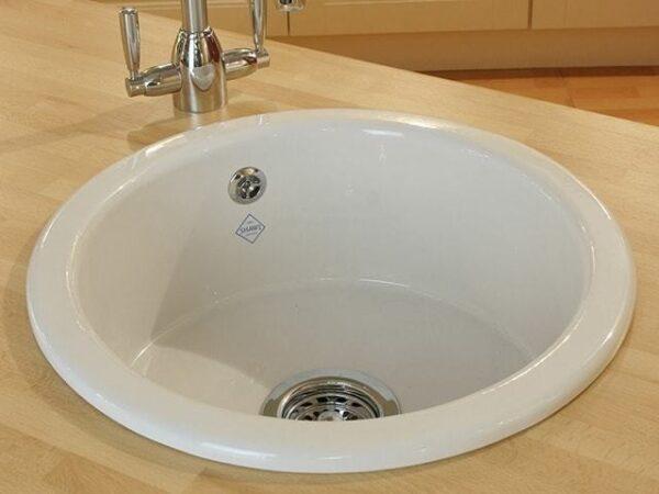 Shaws Round Sink