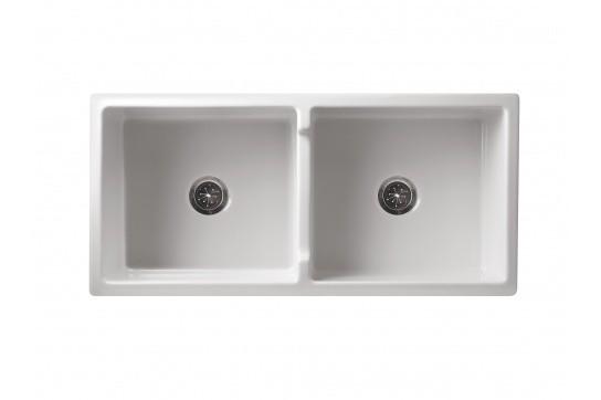 Patri Original 100 Double Bowl Sink