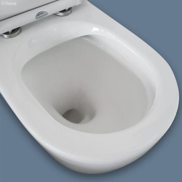 Alix Rimless BTW Toilet Suite