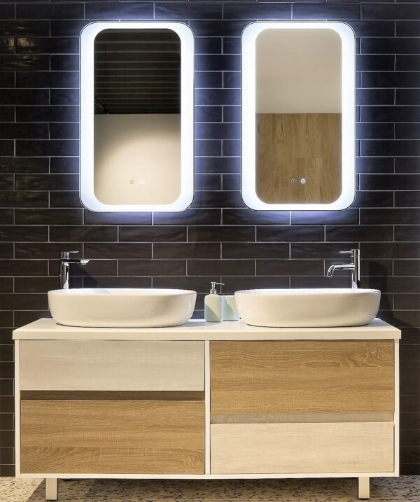 Otis 500 Led Mirror