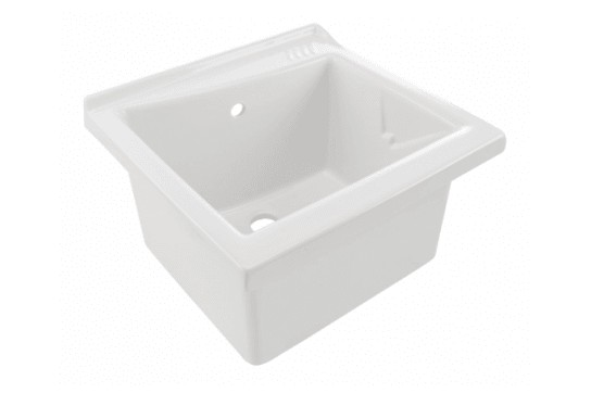Londri 64 x 57 Fine Fireclay Inset Sink